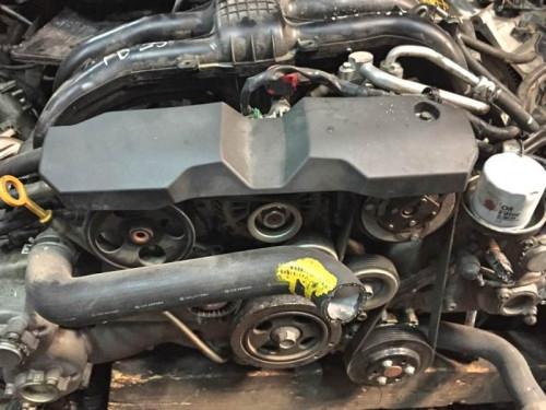 Двигатель Subaru FB25 Forester,Legacy