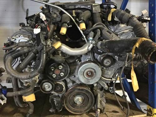 Двигатель Toyota 1UR-FSE Lexus LS460,LS460L,GS460