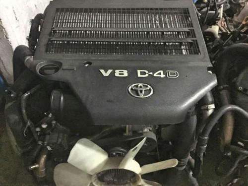 Двигатель Toyota 1VD-FTV Land Cruiser 200,Lexus LX450d