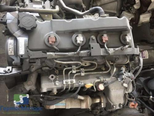 Двигатель Toyota 2KD-FTV Hilux,Hiace,Innova,Fortuner