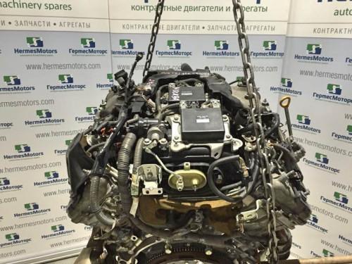Двигатель Toyota 2UR-FSE Lexus LS600h,LS600hL