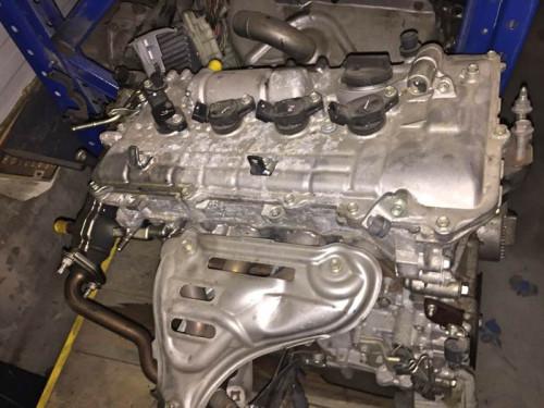 Двигатель Toyota 2ZR-FXE Auris,Prius,Lexus CT200h