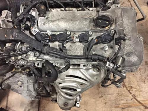 Двигатель Toyota 3ZR-FE Avensis,Corolla,RAV4