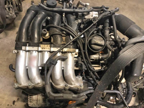 Двигатель VAG APG Audi A3