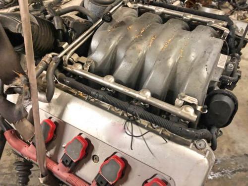 Двигатель VAG BAS Audi A6,Allroad