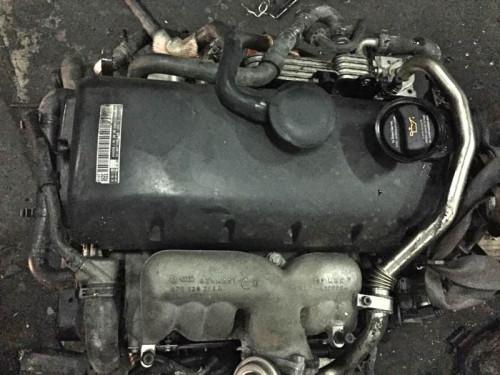 Двигатель VAG BAC Volkswagen Touareg