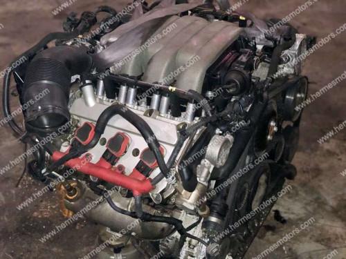 Двигатель VAG BDX Audi A6,A8