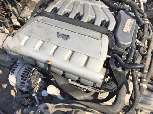 Двигатель VAG BKJ Volkswagen Touareg