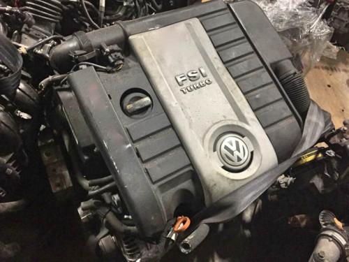 Двигатель VAG BWA A3,TT,Jetta,Passat,Golf,Octavia