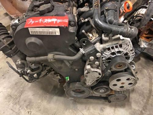 Двигатель VAG BWE Audi A4,Seat Exeo
