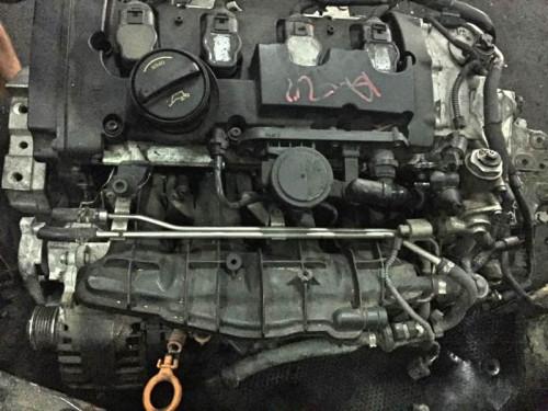 Двигатель VAG CDL Audi A3,S3,TT,VW Scirocco