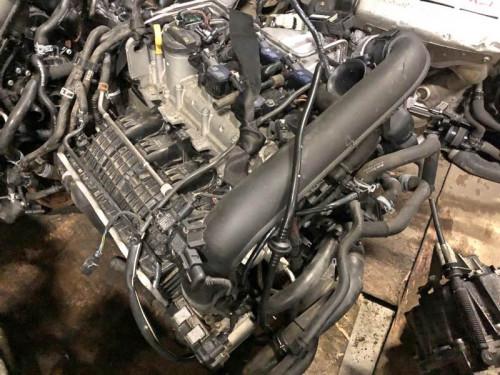 Двигатель VAG CPSA (CPS) Audi Q3