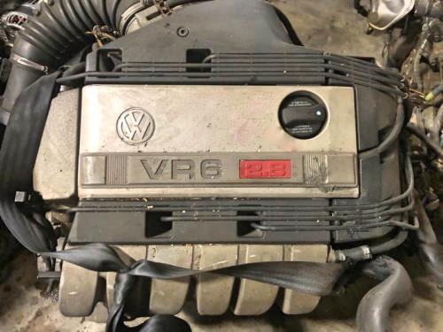 Двигатель VAG AAA Golf,Passat,Corrado,Sharan