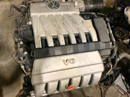 Двигатель VAG AXZ Volkswagen Passat