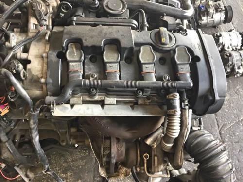 Двигатель VAG BPJ Volkswagen Golf,Jetta,Passat,Touran,Octavia,Toledo