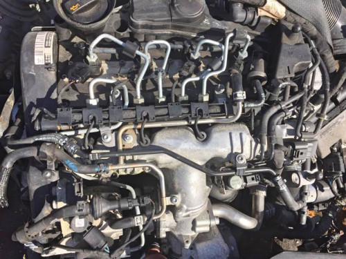 Двигатель VAG CBA Volkswagen Golf,Passat,Tiguan,EOS,Audi A3