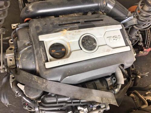 Двигатель VAG CCZ Volkswagen Golf,Passat,Jetta,Sharan,Tiguan,Superb,Octavia
