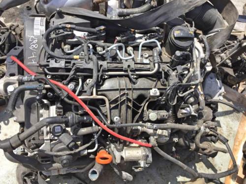 Двигатель VAG CFF Volkswagen Golf,Passat,Jetta,Tiguan,Superb,Seat