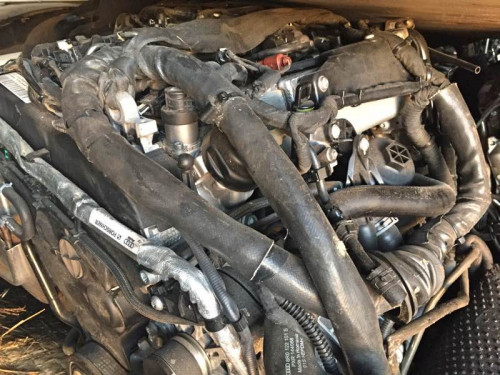 Двигатель VAG CNH Volkswagen Passat,Audi A4,A5