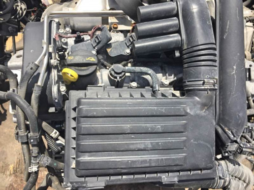 Двигатель VAG CXSA VW Golf