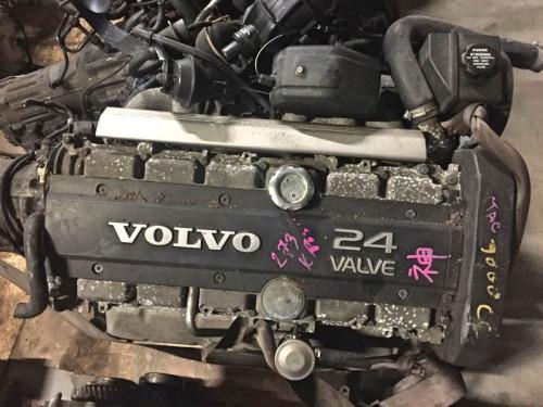 Двигатель Volvo B6254S 960,S90,V90
