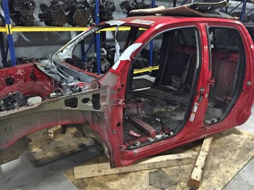 Машинокомплект Toyota Tundra
