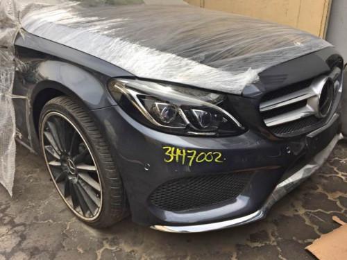 Ноускат Mercedes-Benz