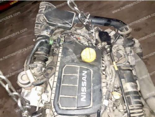 Двигатель Nissan R9M X-Trail,Qashqai