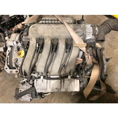 Двигатель Renault F4R 770,771 Duster,Megane
