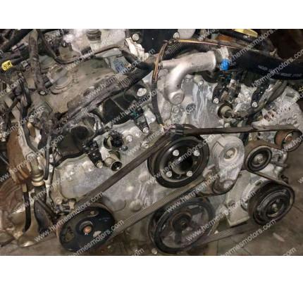 Двигатель GM 10HMC Chevrolet Captiva
