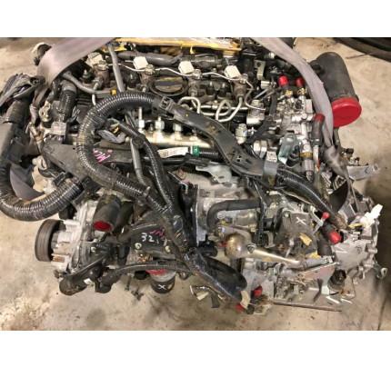 Двигатель Mazda SH-VPTS CX-5,CX-8,Mazda3,6