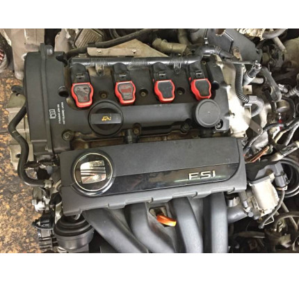 Двигатель VAG BVZ Seat Altea,Toledo,VW Golf,Passat,Octavia